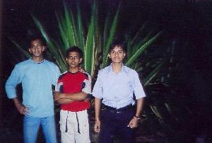Lijo, Shakeel & Kiran
