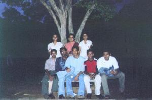 Divya, SreeVidya, Shanmughadas, Vimal, Lijo & Shakeel