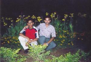Shakeel & Shanmughadas