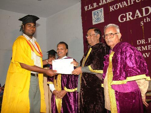 Graduation Day: Deepan Babu