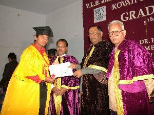 Graduation Day: Kiran Prakash
