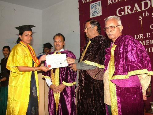 Graduation Day: Nandini Menon