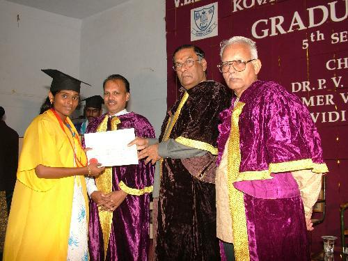 Graduation Day: Reshmi Radhakrishnan
