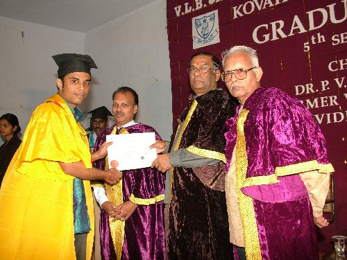 Graduation Day: Sreekanth Cheriyapurath