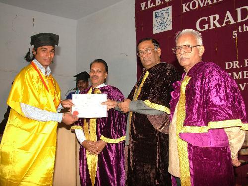 Graduation Day: Yogendra Ajay Singh